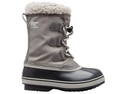 In winter, the best travel shoes are warm, comfortable, waterproof boots.