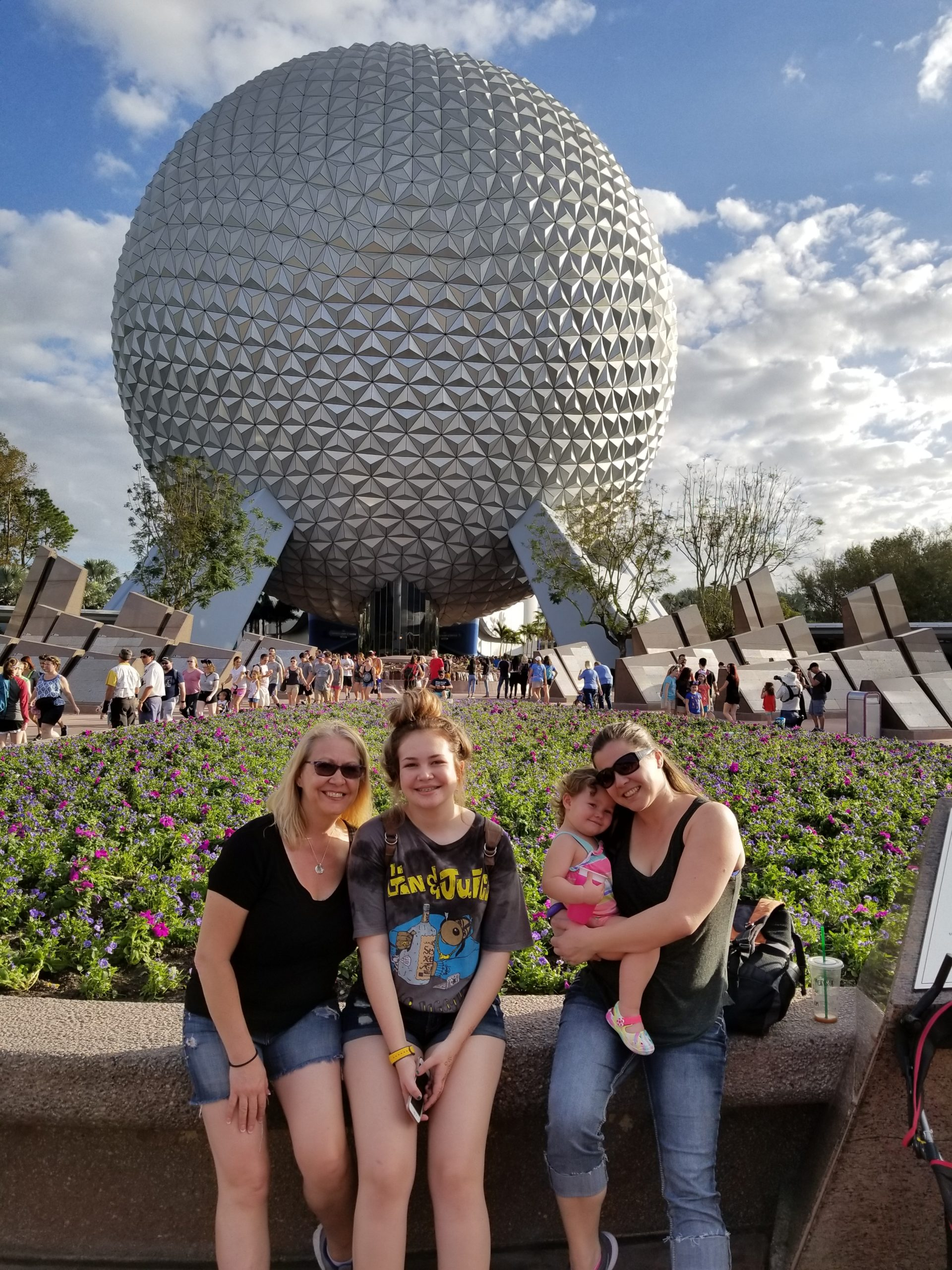 Even though Walt Disney World's Epcot might be the grandparents favorite Disney Parks, preschoolers will also find plenty to do.