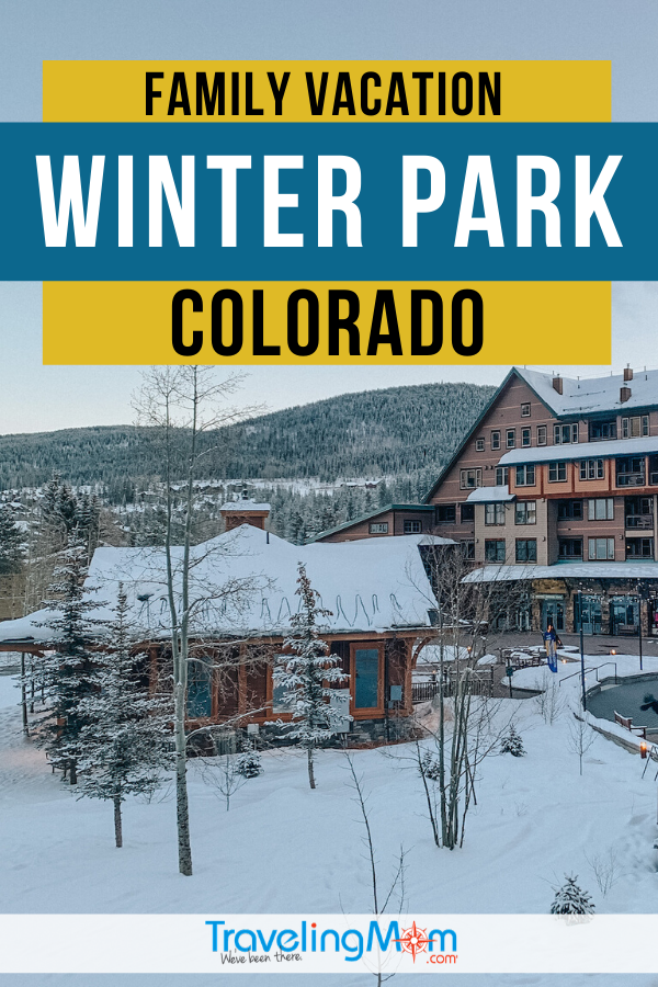 Pin for Winter Park Resort review