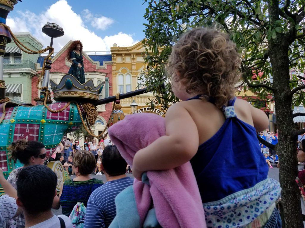 Disney World changes -- not more parades.
