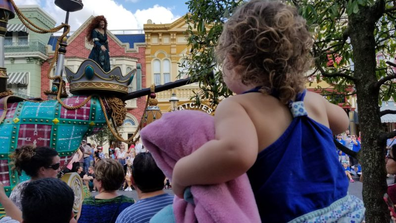 What are the best Disney world toddler rides and attractions that grandparents will love too?