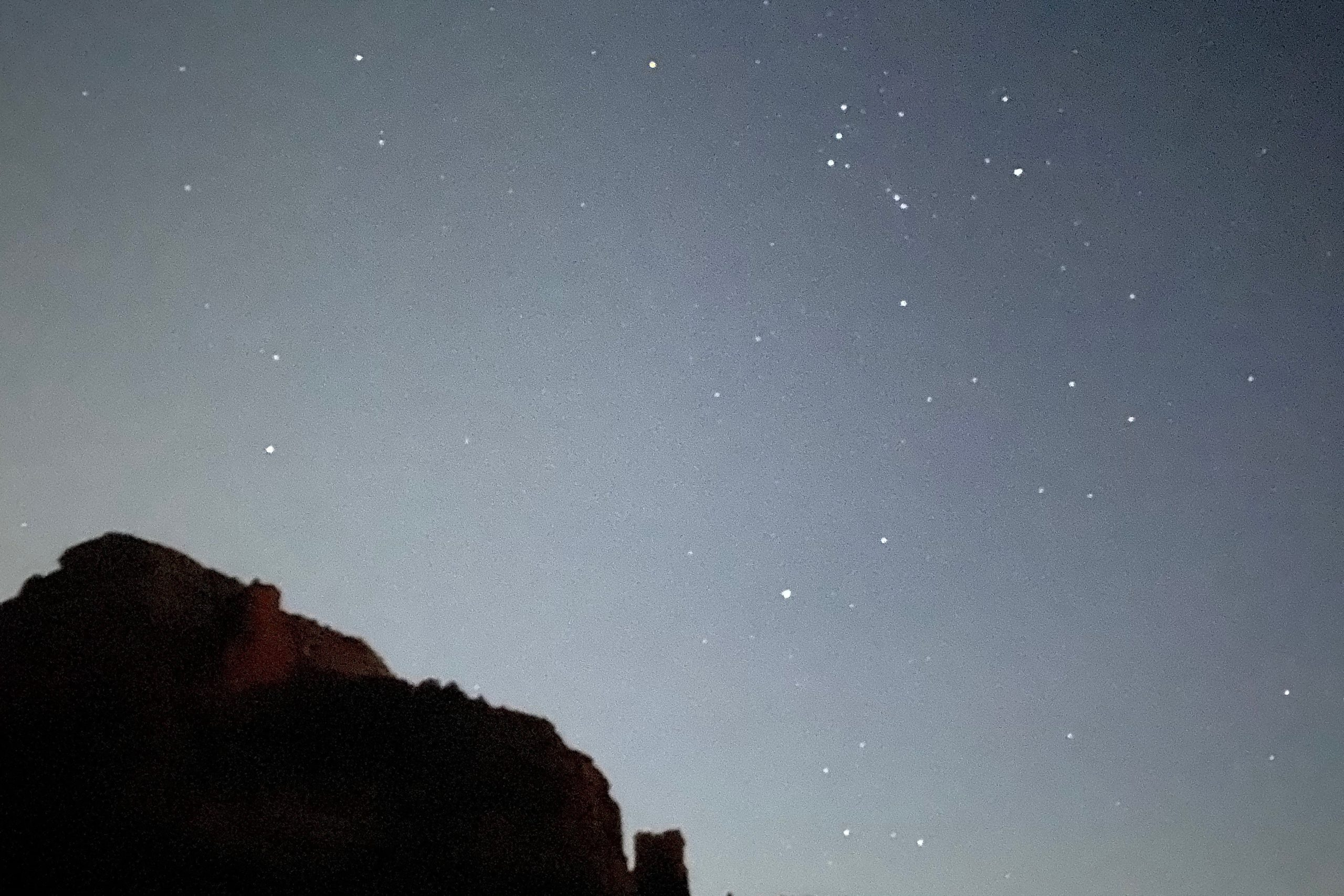 sedona night sky - travelingmom