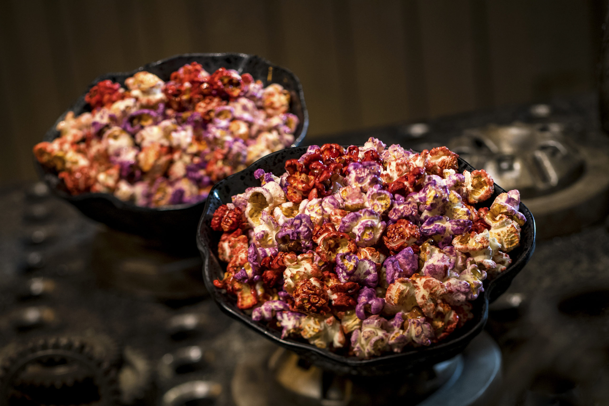 Disneyland dining includes lots of yummy snacks.
