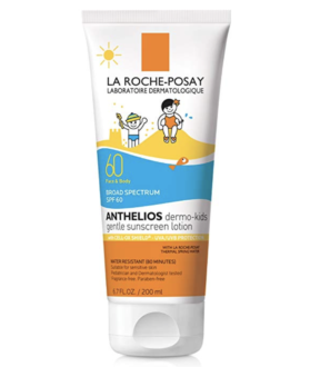 sunscreen for kids with sensitive skin