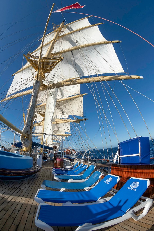 Family Sailing Cruise on TravelSquire