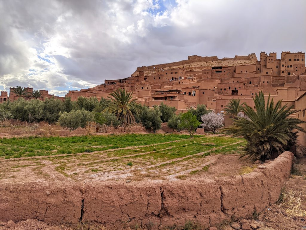 Eit Ben H,addou, a UNESCO World Heritage site in Morocco.