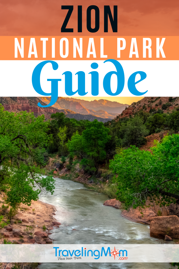 Zion National Park Guide Pin