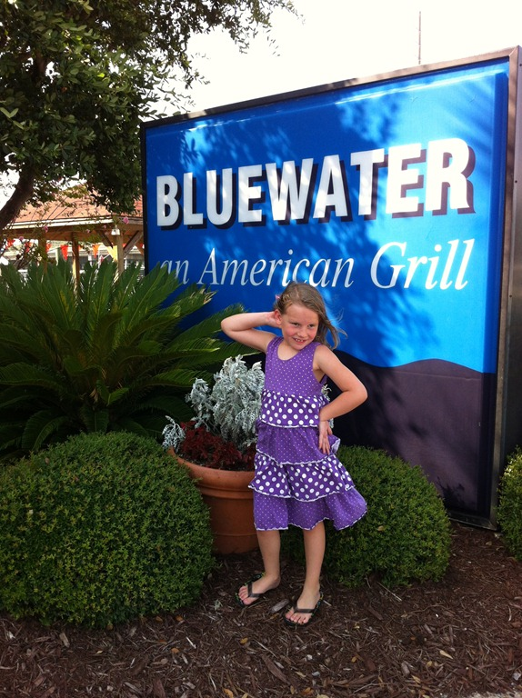 Bluewater Grill is one of many Wilmington NC restaurants to check out.