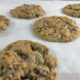 freshly baked cookies from Doubletree's original recipe