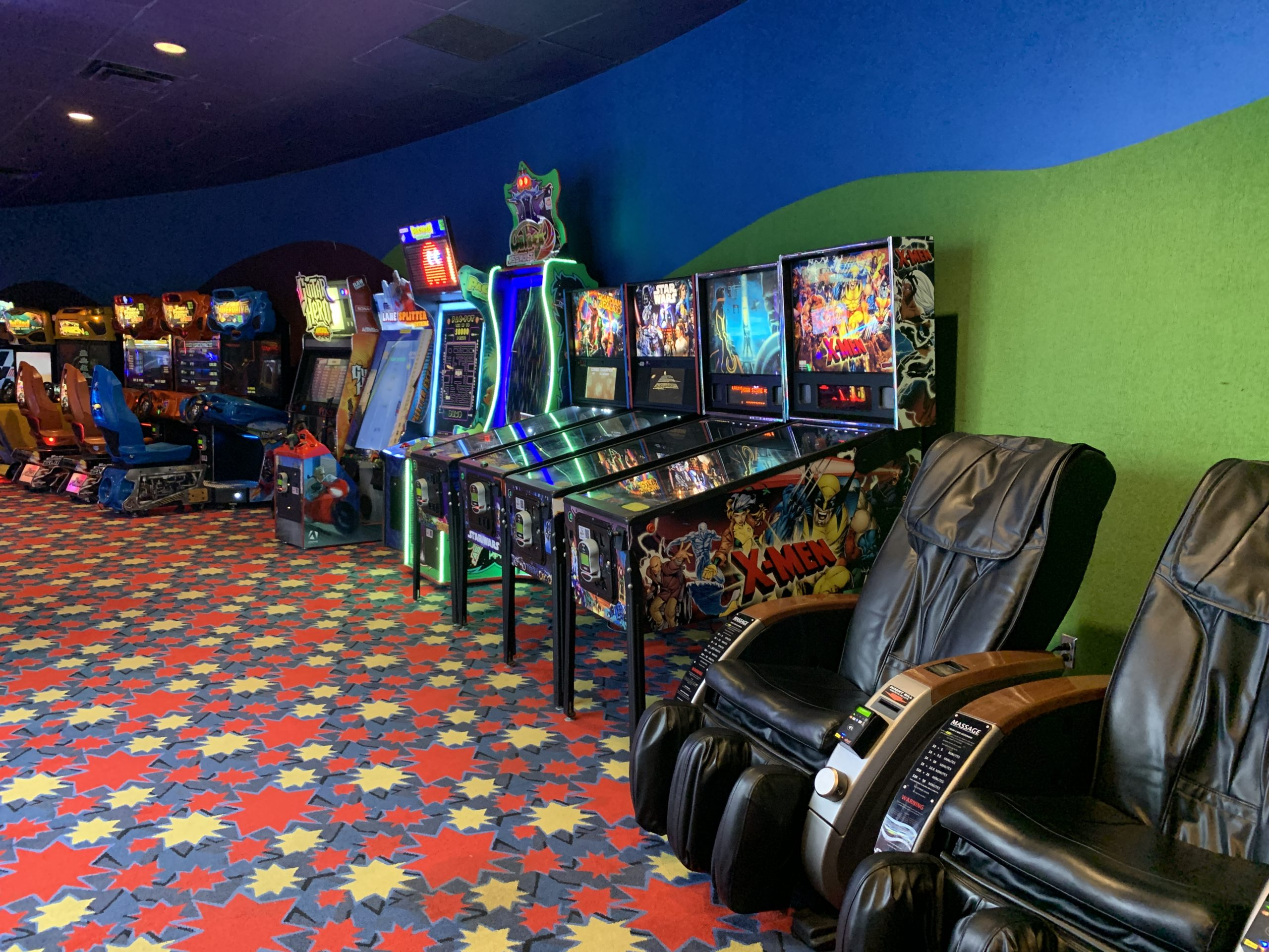 Arcade at Pop Century Resort