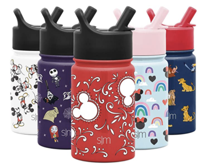 road trip refillable water bottles