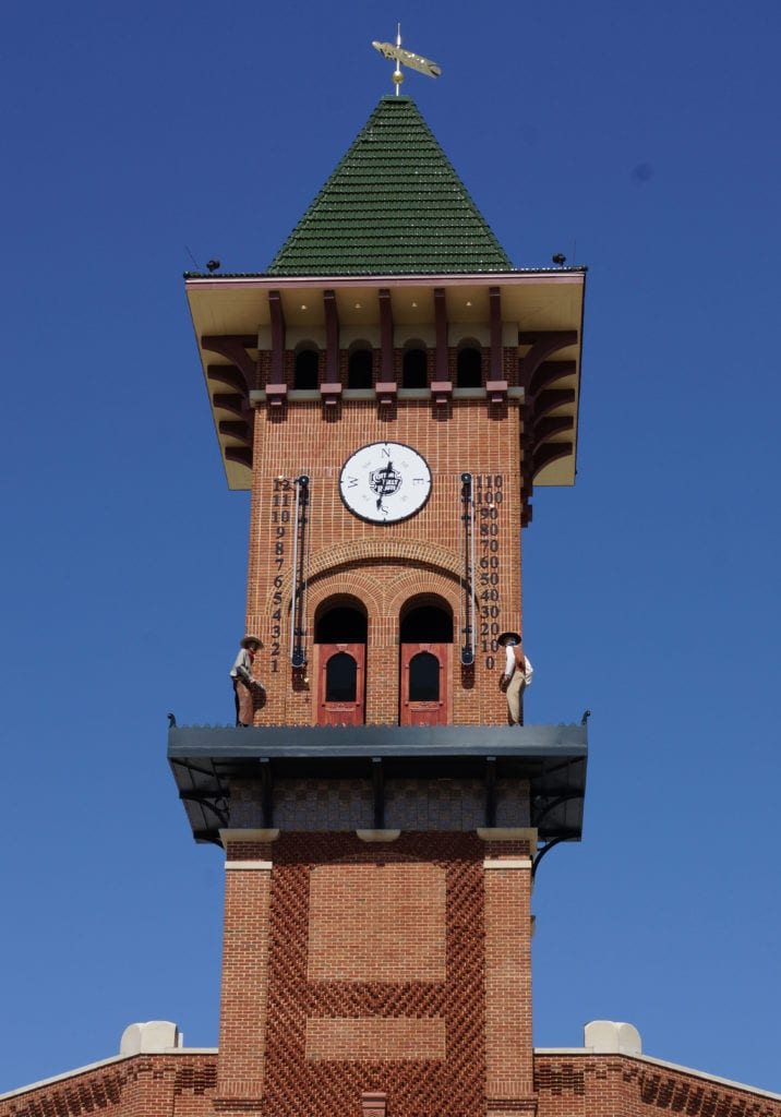 Things to do in Grapevine TX: The Glockenspiel Clock Tower