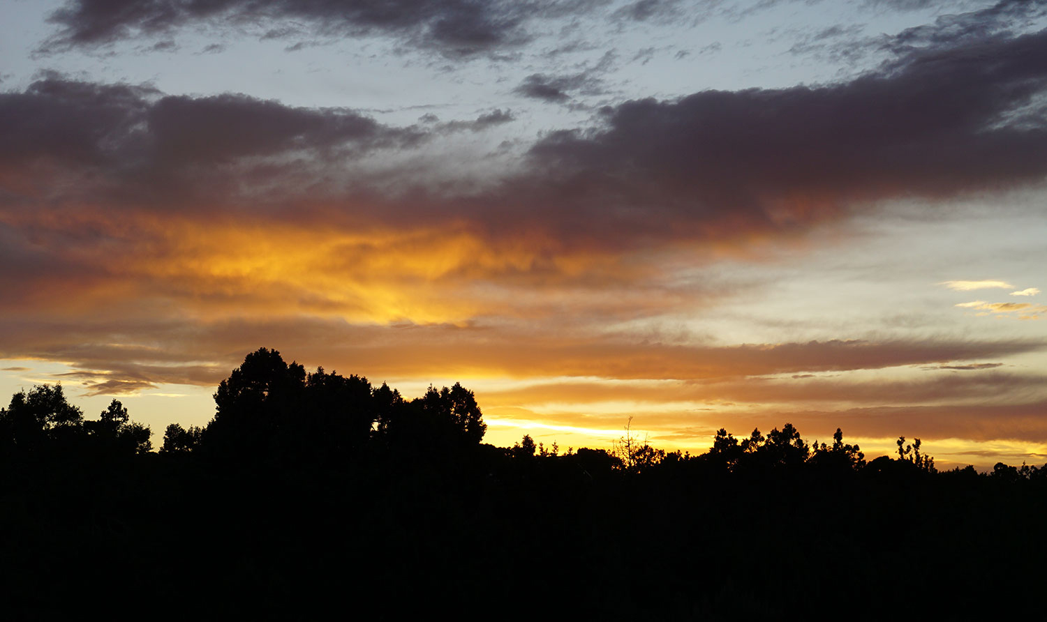watching the sunset is one of the best things to do in Grand Junction Colorado