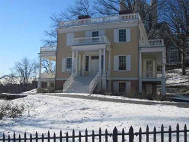 National Parks in NYC includes Hamilton Grange