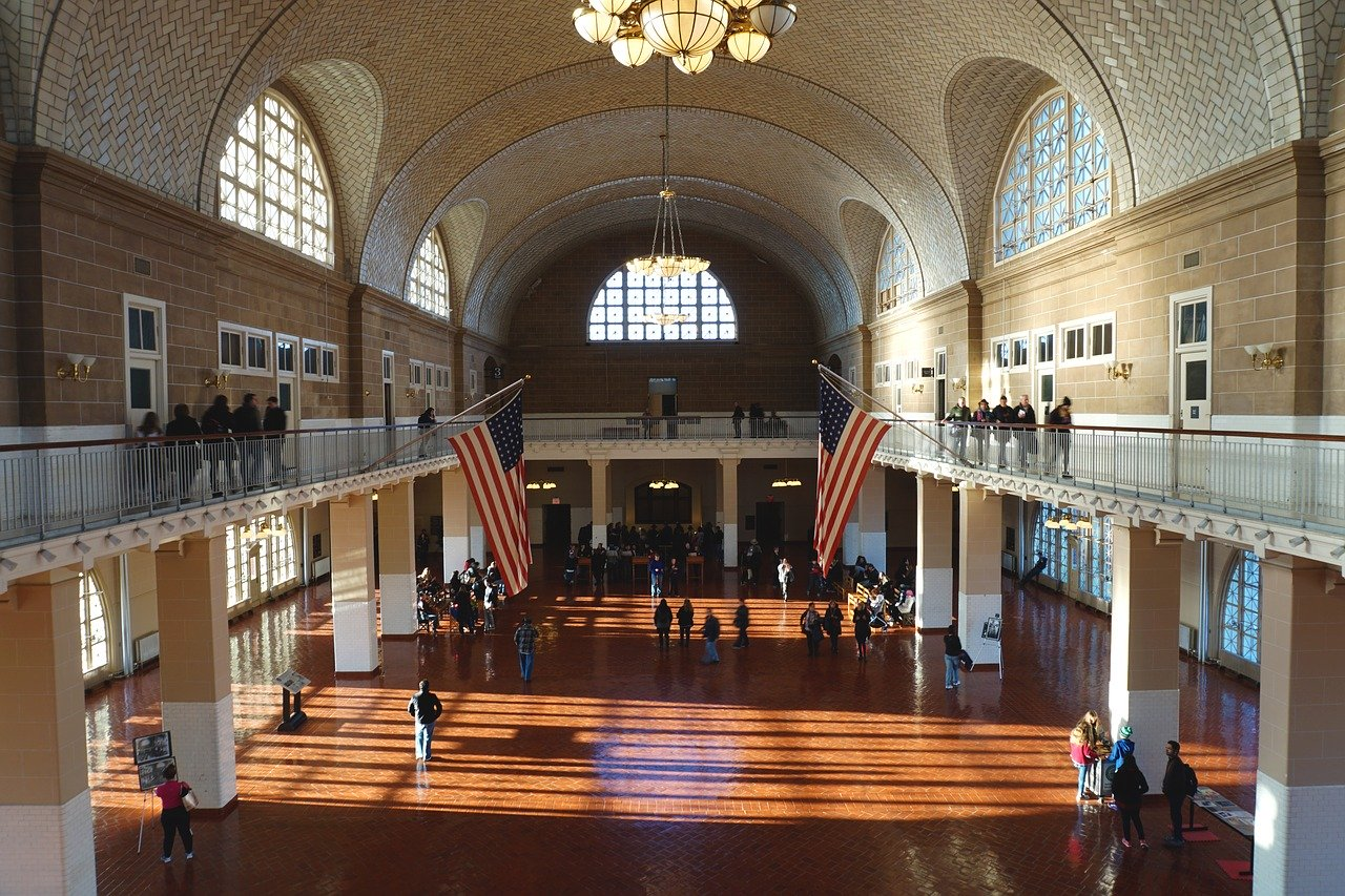 Ellis Island one of 11 NYC National Parks sites