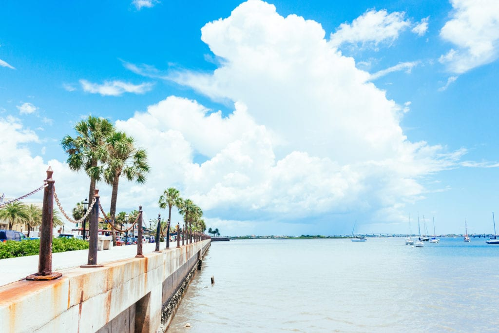 views in st. augustine, florida