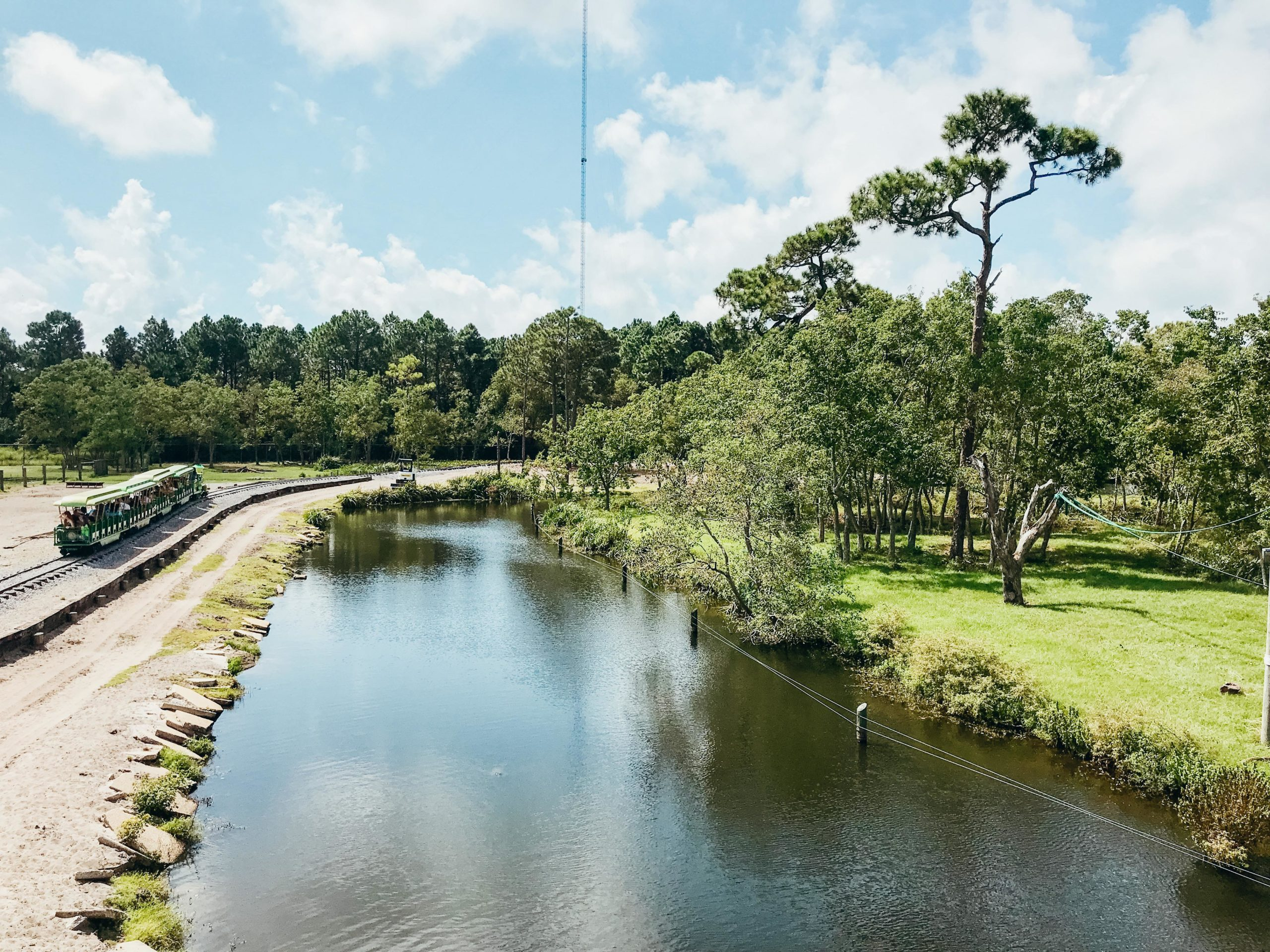 view of Navarre Florida zoo