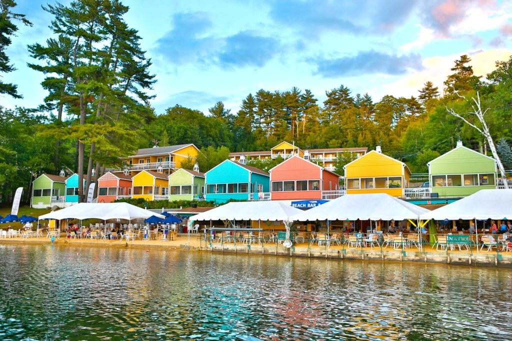Photo credit: Naswa Resort, Lake Winnipesaukee, New Hampshire