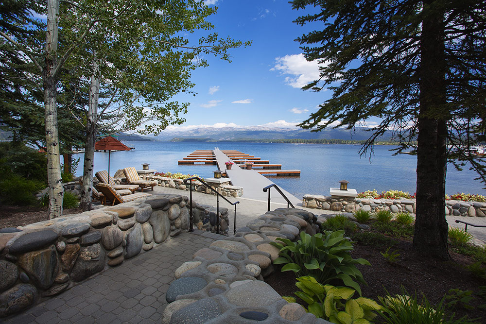 Stay at Shore Lodge with its heavenly views of Payette Lake near McCall, Idaho. Photo: Shore Lodge