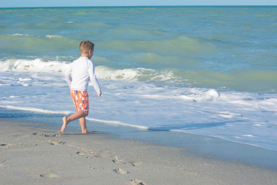 Florida road trips often lead to beaches TravelingMom