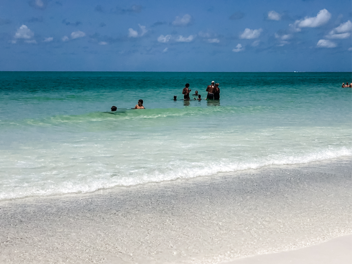 Best Florida Beaches - Anna Maria Island