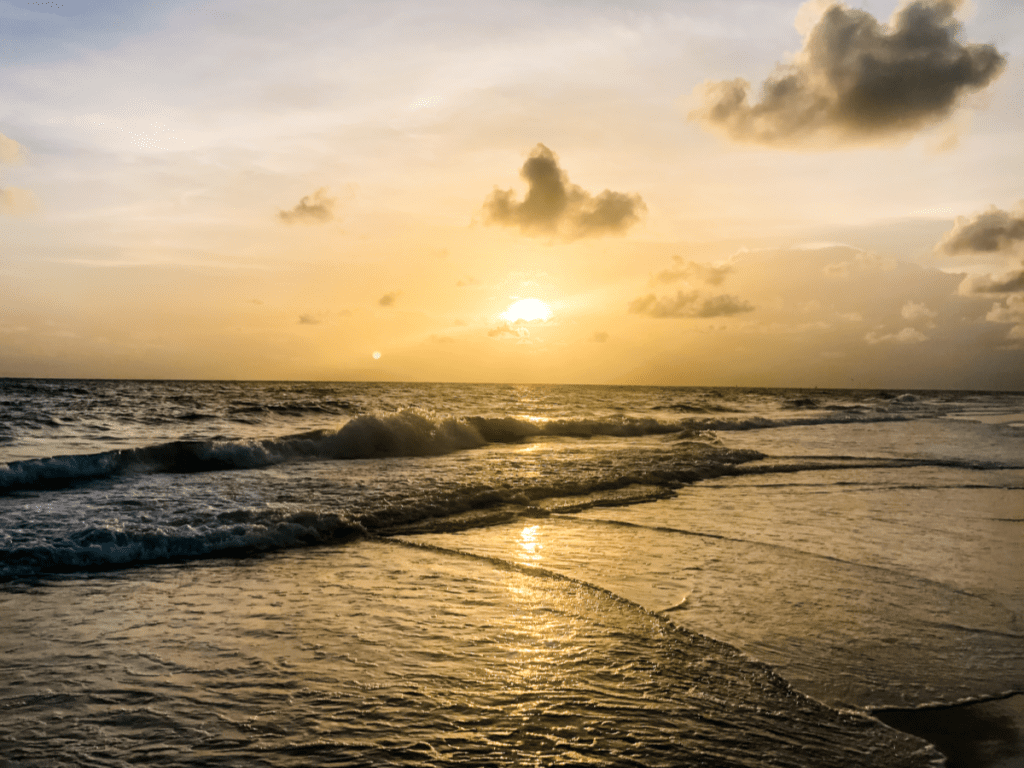 Best Florida Beaches - sunsets