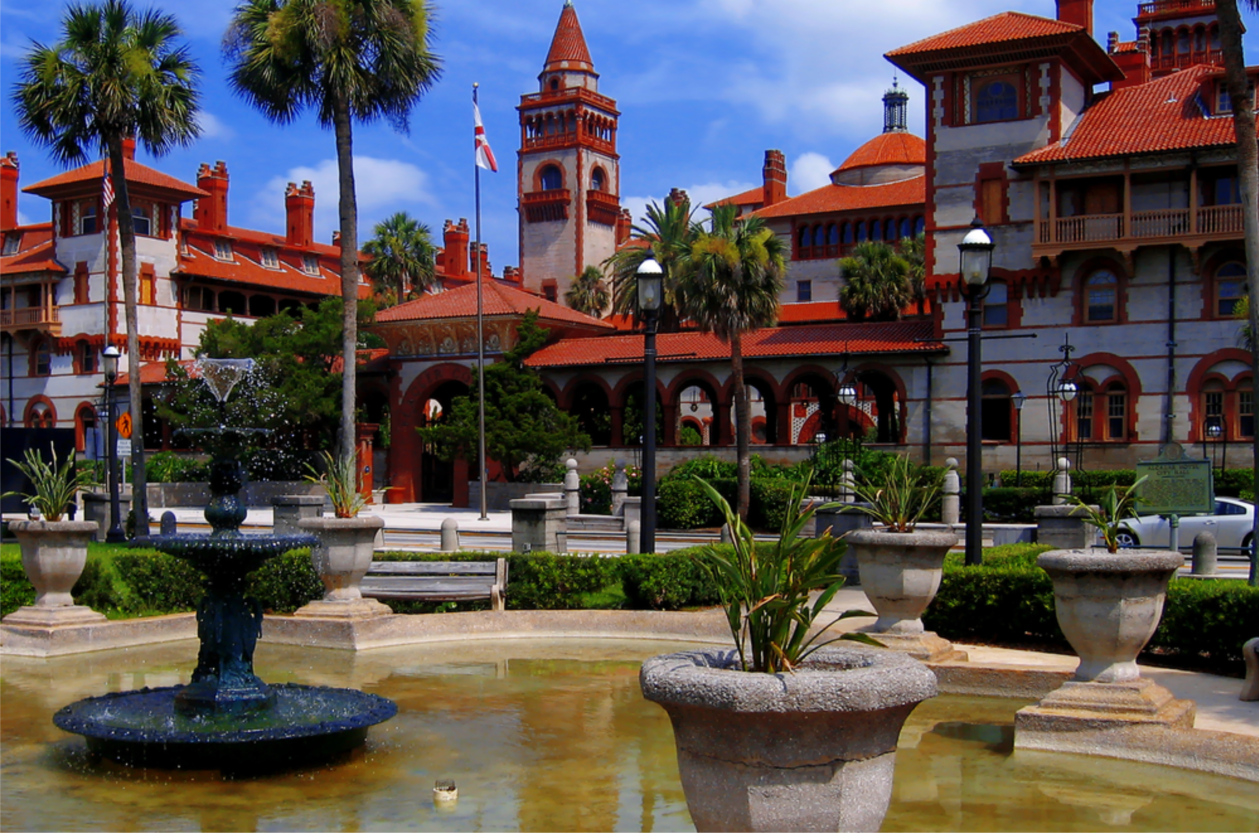 Best Florida Beaches - St. Augustine culture