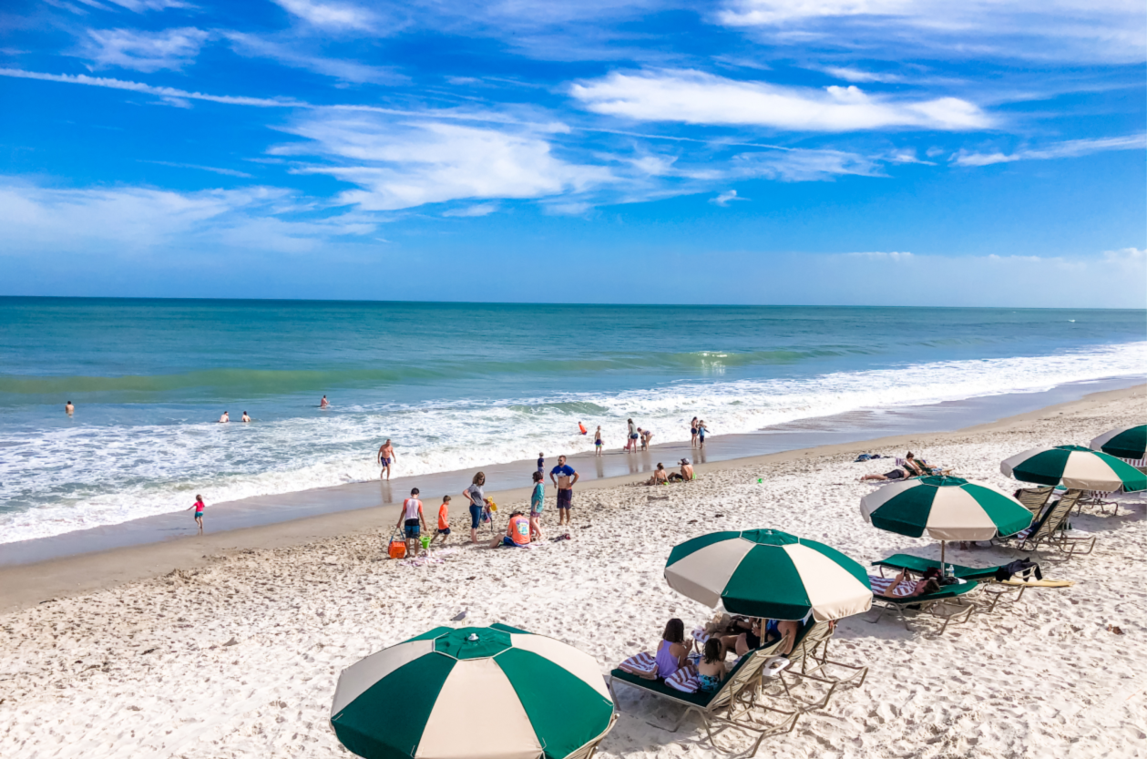 Best Florida Beaches for Families - Vero Beach