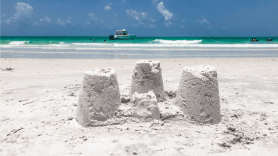 Best Florida beaches for families.
