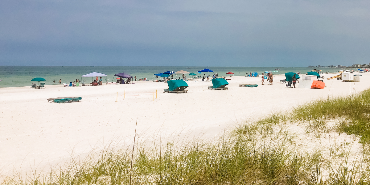 Best Florida Beaches for Families - Treasure Island Beach