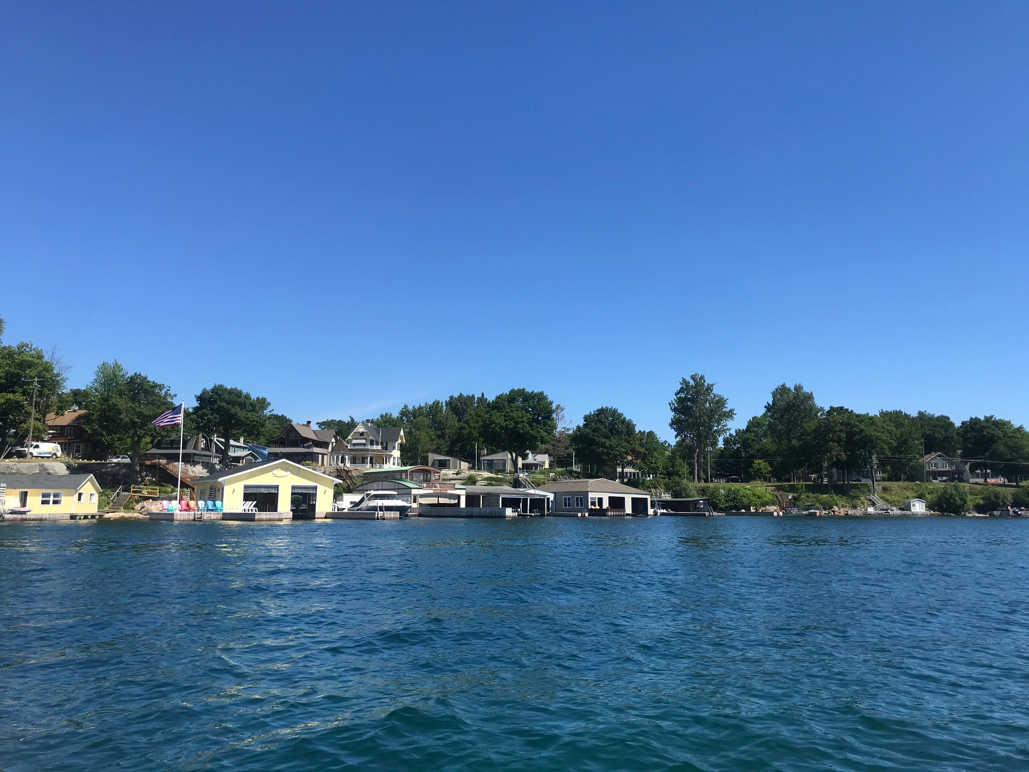 NYC Road Trip to the Idyllic 1000 Islands with Kids