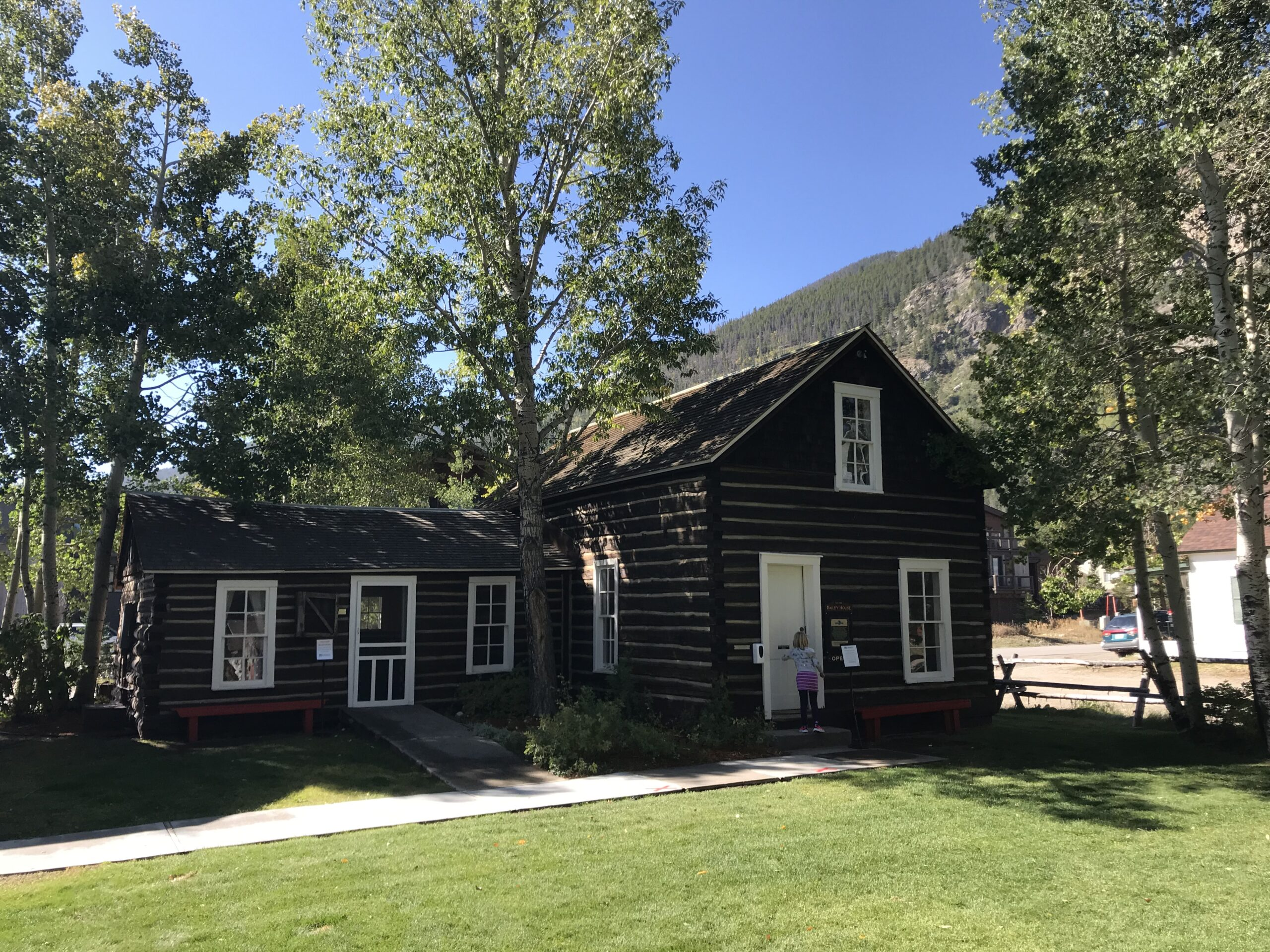 Frisco Historic Park & Museum, one of the fun free things to do in Frisco CO