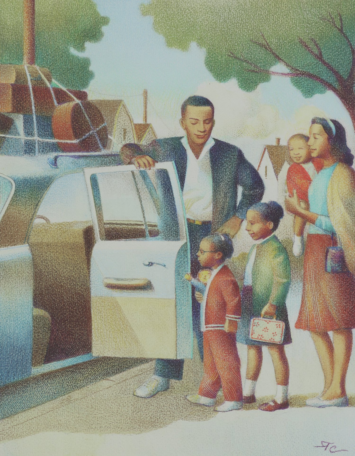 Civil rights for kids travel recalls the Green Book advising safe spots for Negro families.