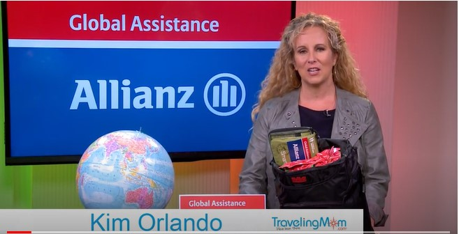 Kim Orlando at Allianz Travel Insurance