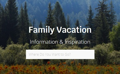 TravelingMom Homepage