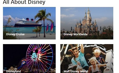TravelingMom Disney Page