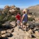 Making mistakes at Joshua Tree National Park: Wearing the wrong shoes