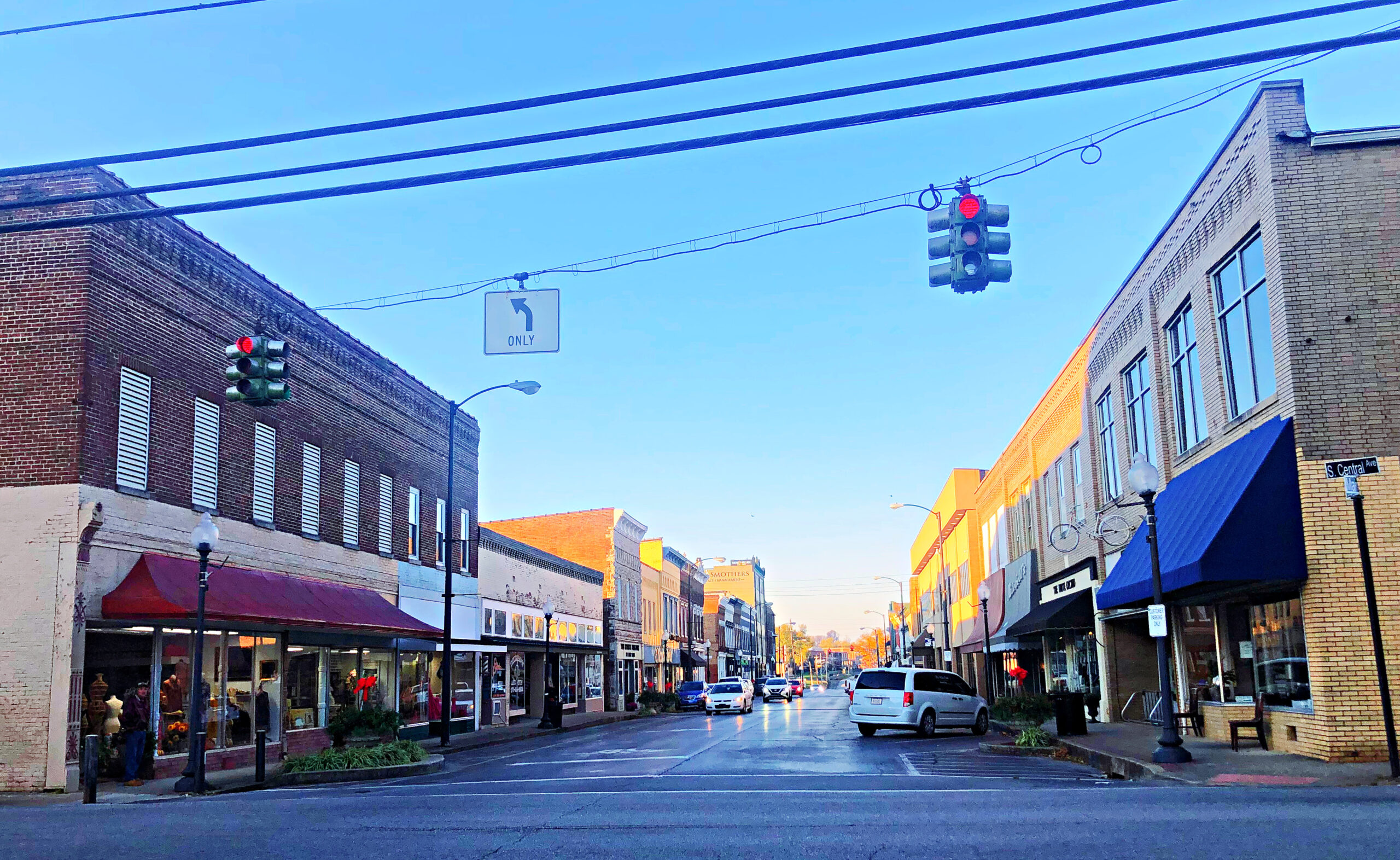 Downtown Campbellsville KY