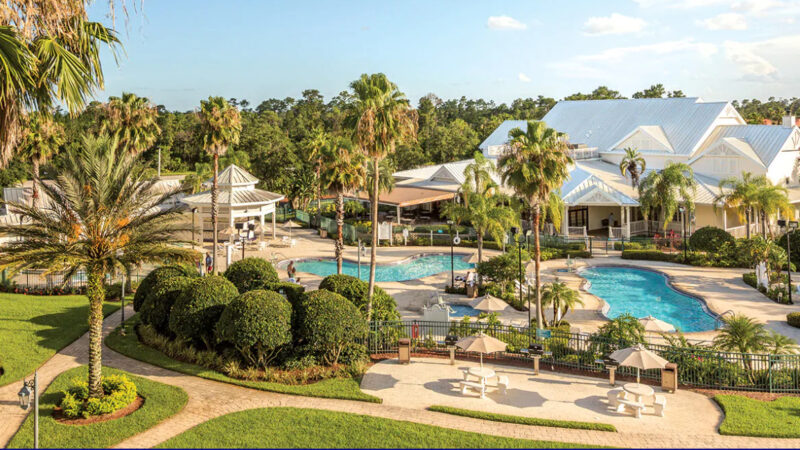 Heroes Vacation Club resort near Disney World