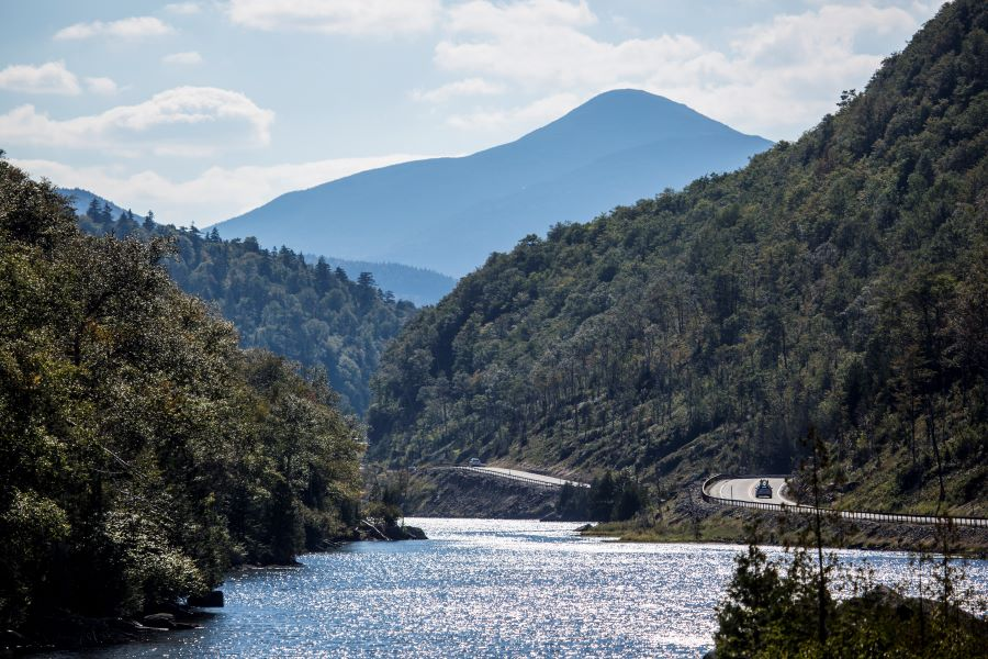 Best things to do in Lake Placid: A scenic drive