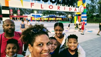 Can you visit LEGOLAND with kids over 12? I did it and I say yes!