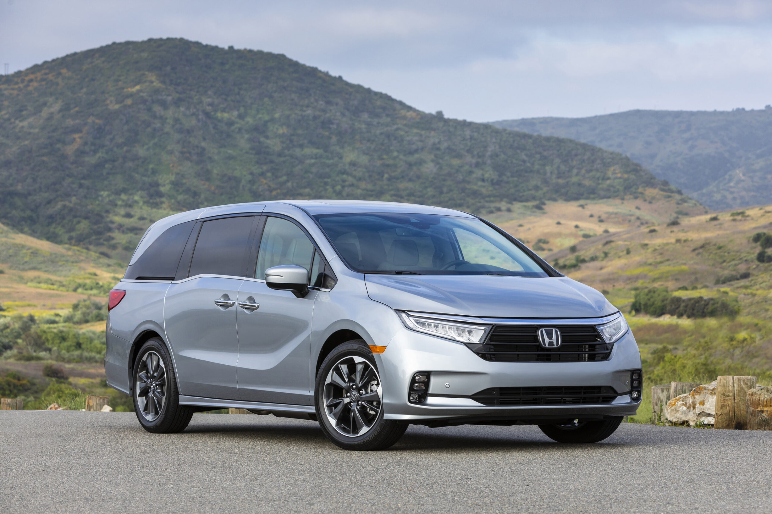 Honda Odyssey, one of the best family road trip vehicles