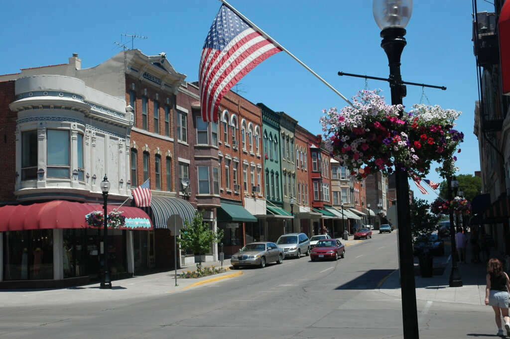 free things to do in Muscatine Iowa