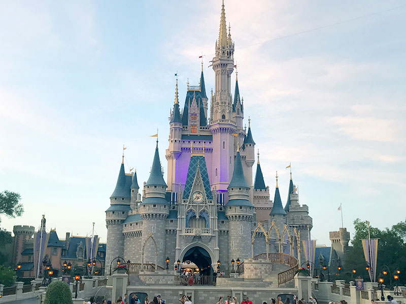 Seeing Cinderella Castle in 2021 is going to cost you more.