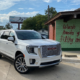 photo of the GMC Yukon one of the best vehicles for a road trip.