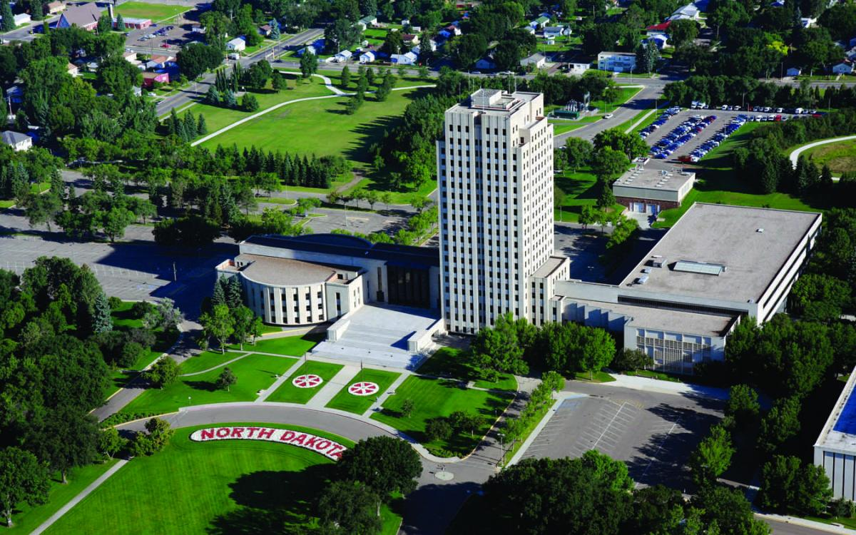 Welcome to family-friendly Bismarck, North Dakota's State Capitol. Photo: ND Tourism