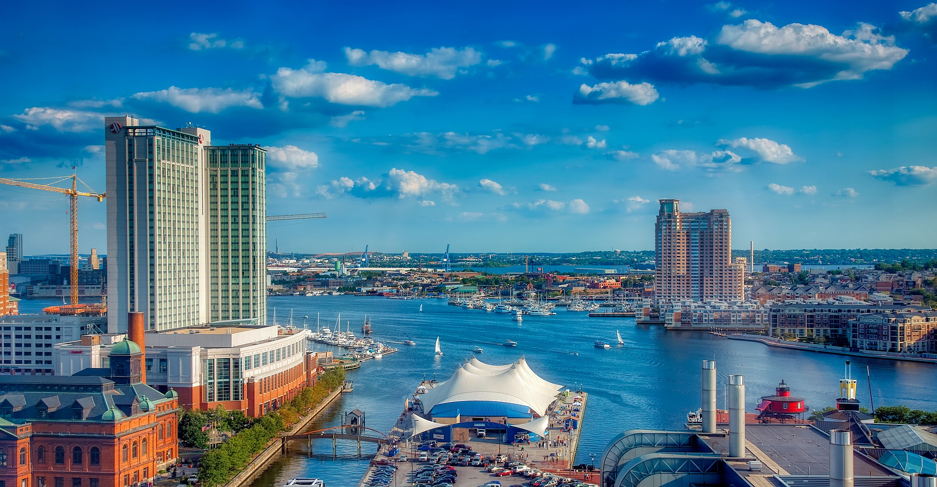 From mouthwatering seafood to museums, there's something for the whole family in Baltimore. Photo: Pixabay