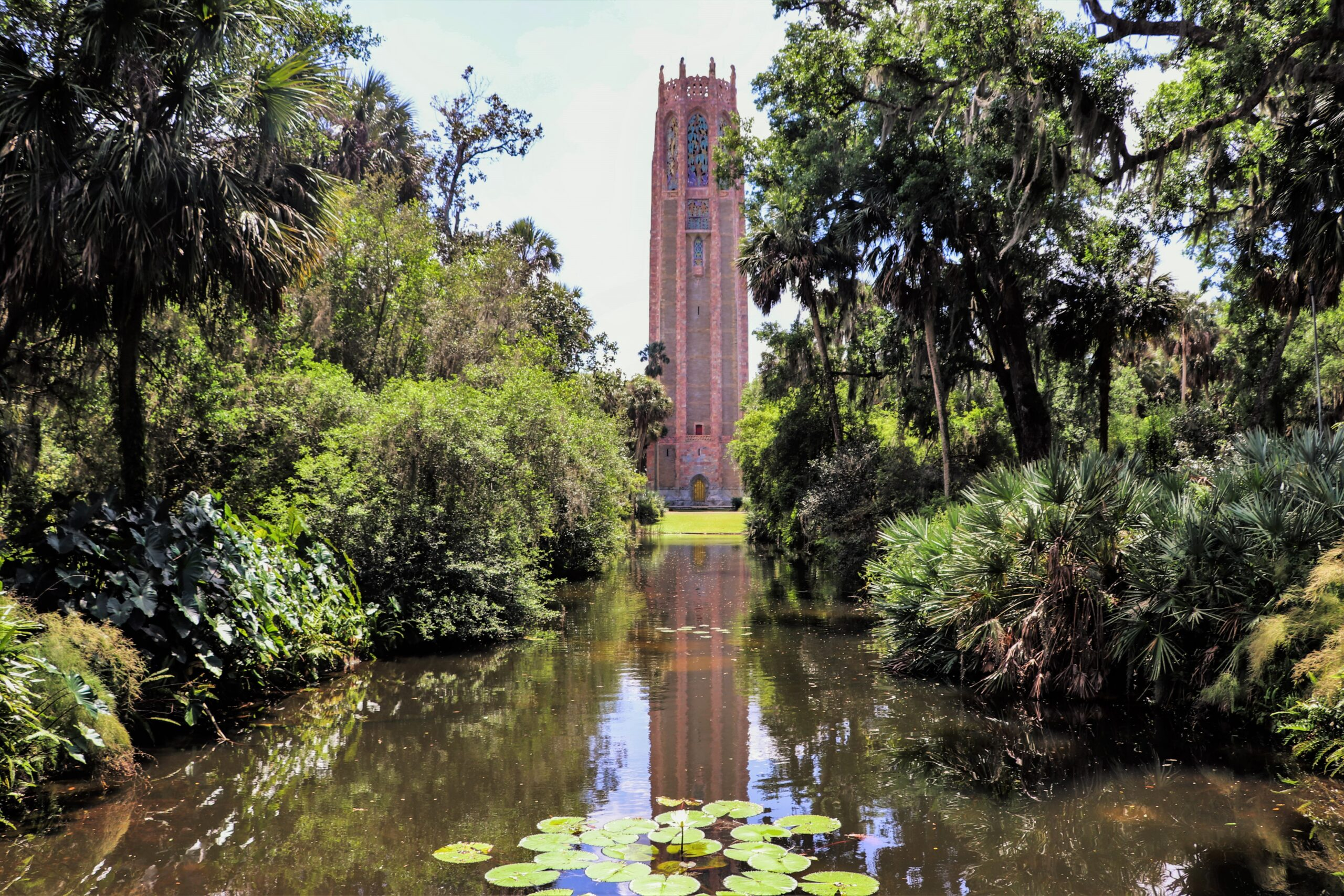 Bok Tower is a fun thing to do in Orlando with kids