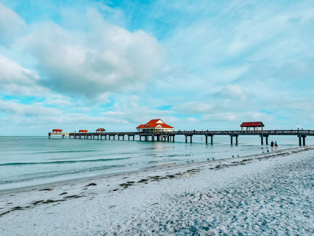 beach views in clearwater Florida