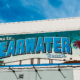 welcome sign in clearwater, Florida